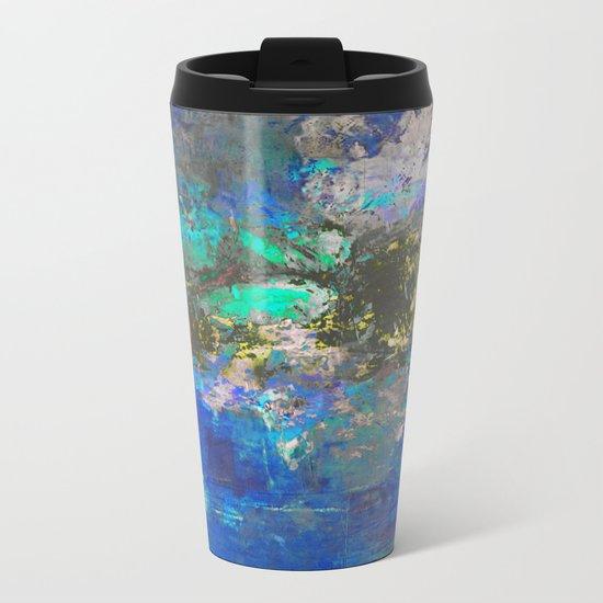 Rapids Metal Travel Mug