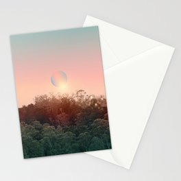 Landscape & gradients XXI Stationery Cards