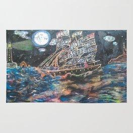 Affair of the seas Rug