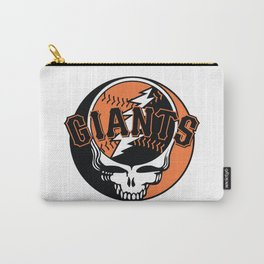 The Giants Face Carry-All Pouch