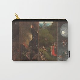 Visions of the Hereafter, Hieronymus Bosch Carry-All Pouch