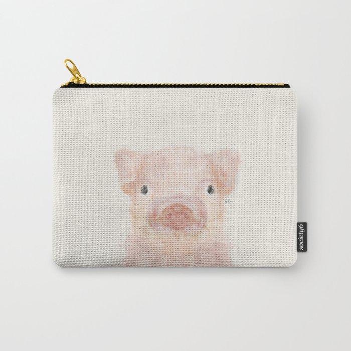 little piggy Carry-All Pouch