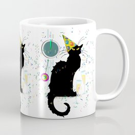Chat Noir  Party Countdown Coffee Mug