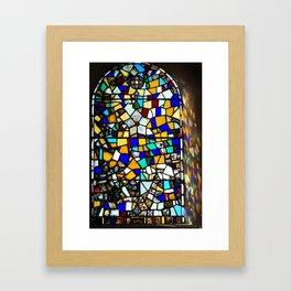 Beauty in Brokenness Andreas 3 Framed Art Print