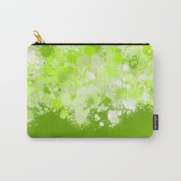 paint splatter on gradient pattern ppi Carry-All Pouch