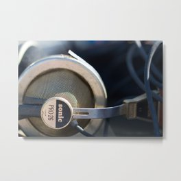 Flea Market 'Phones Metal Print