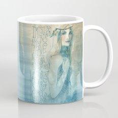 I must be a mermaid Mug