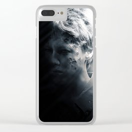 Dust in the Wind Clear iPhone Case