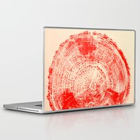 cities Laptop & iPad Skins featuring Hidden Cities by DulceSage