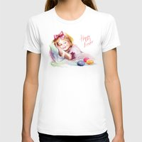 easter T-shirts featuring Easter by tatiana-teni