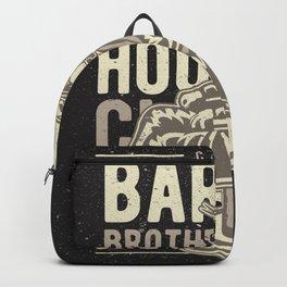 Barber Brotherhood Backpack