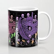 Day of the Dead/Halloween/Skeletons Mug