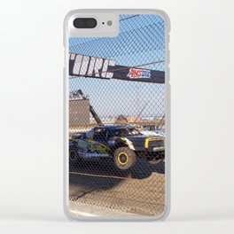 Let's Do This! Clear iPhone Case