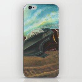 Sandworm Racers - Adam France iPhone Skin