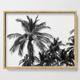 Palm Trees Los Cabos Serving Tray