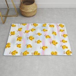 Chicky Wallpaper Rug