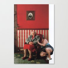 Hide And Seek Since 1943 Canvas Print