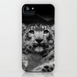 Himalayan Eve iPhone Case