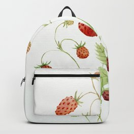 Wild Strawberries Backpack