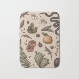 Florida Nature Walks Bath Mat