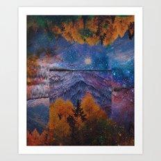 Naturenap Art Print