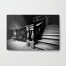 Come, follow me Metal Print