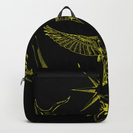 Vespertina Logo Backpack