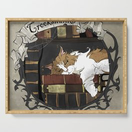 Crookshanks Serving Tray
