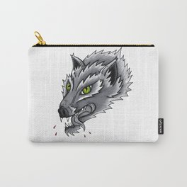 Trad Wolf Carry-All Pouch