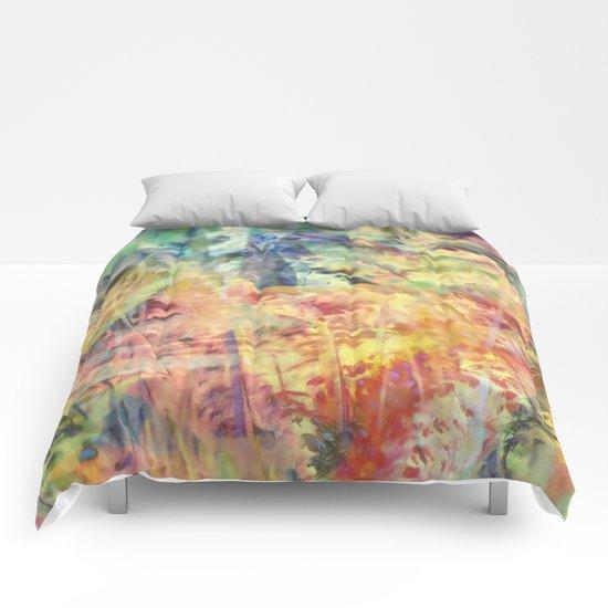 Summer Field Comforters