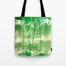 Green Genesis Tote Bag