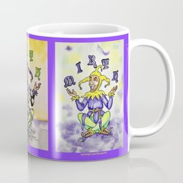 Mirth Juggling Jesters #1 & #2 Coffee Mug