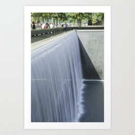 National September 11 Memorial Art Print
