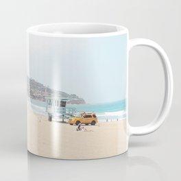 Redondo Beach // California Ocean Vibes Lifeguard Hut Surfing Sandy Beaches Summer Tanning Coffee Mug