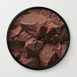 Ferrous Quartz Wall Clock