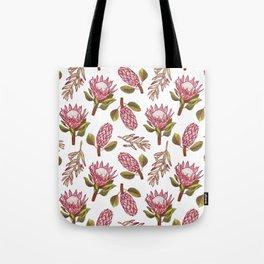 King Protea Delight Tote Bag