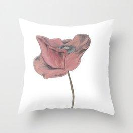 poppie Throw Pillow