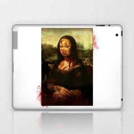 No Mona! Not You Too! Laptop & iPad Skin