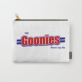 Goonies - Baby Ruth - Never Say Die Carry-All Pouch