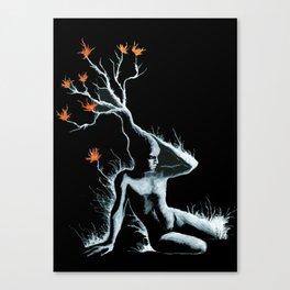 New Growth Canvas Print