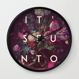 lose and to pretend Wall Clock