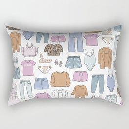 DREAM CLOSET Rectangular Pillow