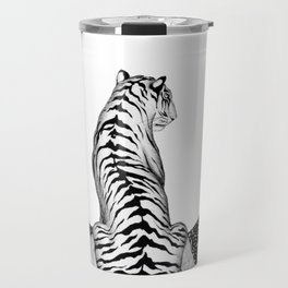 Tiger Moon Travel Mug