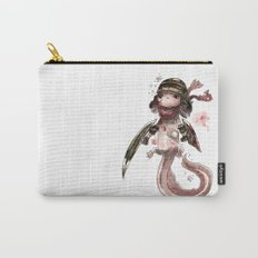 Axolotl Barbare Carry-All Pouch