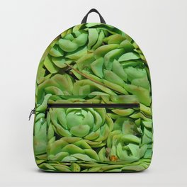 How green Backpack