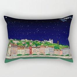 Lyon Full of Stars Rectangular Pillow