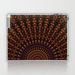 Quasicrystalline Sunrise Laptop & iPad Skin