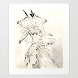 Envelop Art Print