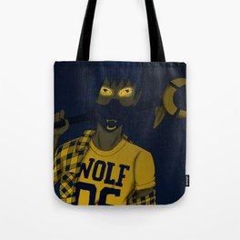 Wolf 05 Tote Bag