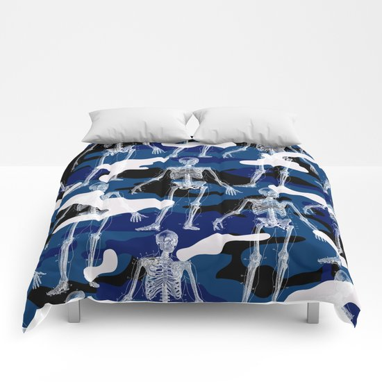 SKELETON Comforters